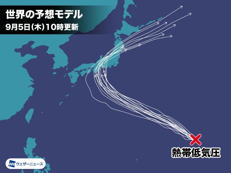 台風15号2019本州上陸いつ?最新進路情報!新幹線・JR計画運休は